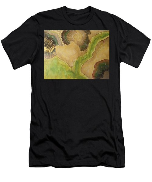 Sweet Illusion Men's T-Shirt (Athletic Fit)