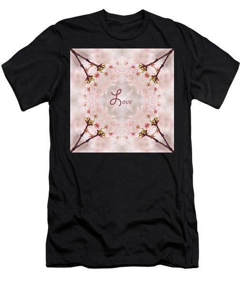 Sweet Love Men's T-Shirt (Athletic Fit)