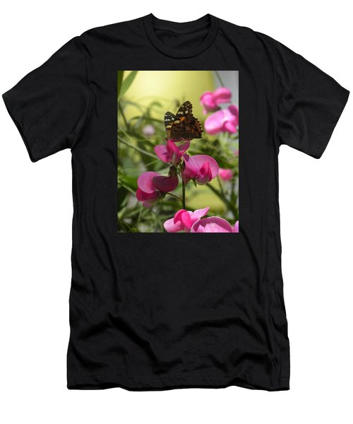 Sweet Pea Men's T-Shirt (Athletic Fit)