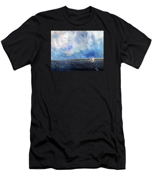 Windward Passage Men's T-Shirt (Athletic Fit)