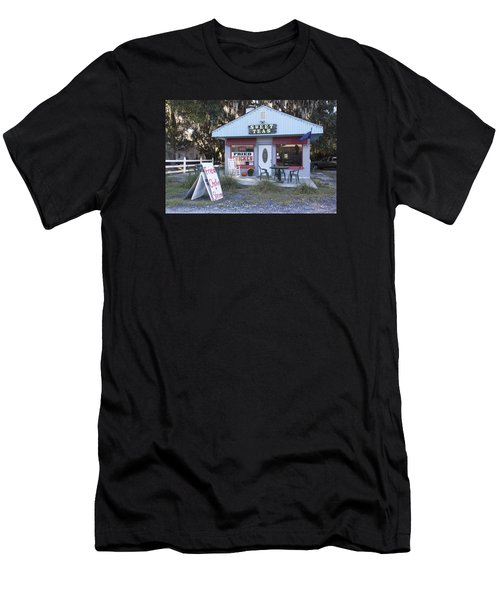 Sweet Teas And Fried Chicken Men's T-Shirt (Athletic Fit)