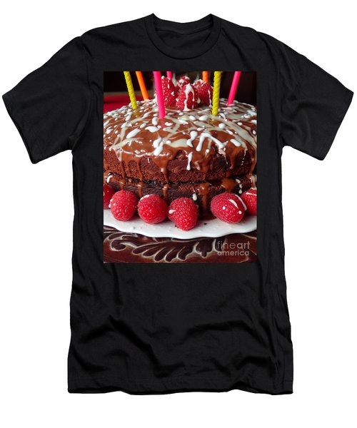 Sweet Wishes Men's T-Shirt (Slim Fit) by Christina Verdgeline