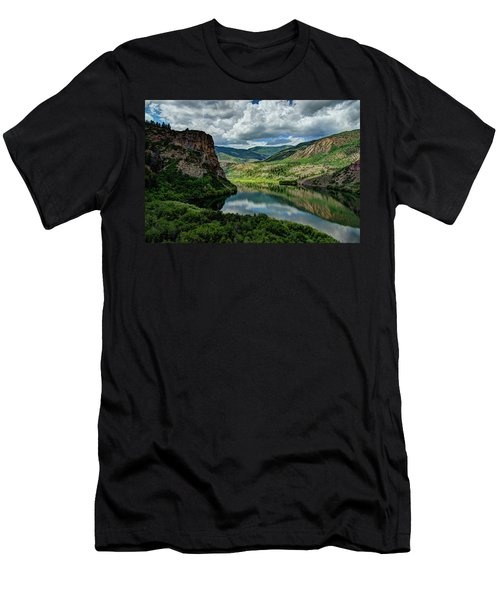 Sweetwater Lake 2 Men's T-Shirt (Athletic Fit)