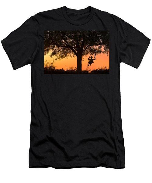 Swing Men's T-Shirt (Athletic Fit)