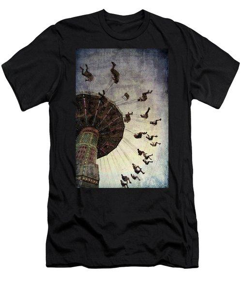 Swirling.... Men's T-Shirt (Athletic Fit)