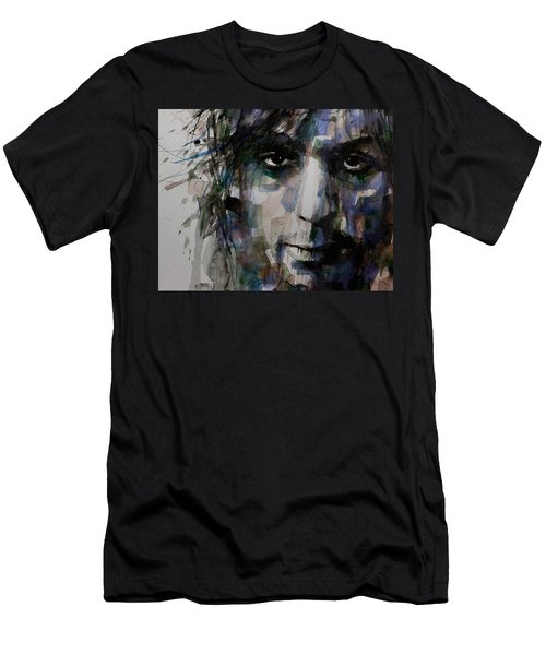 Syd Barrett Men's T-Shirt (Athletic Fit)