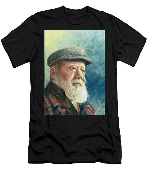 Syd Wright 1927-1999 Men's T-Shirt (Athletic Fit)