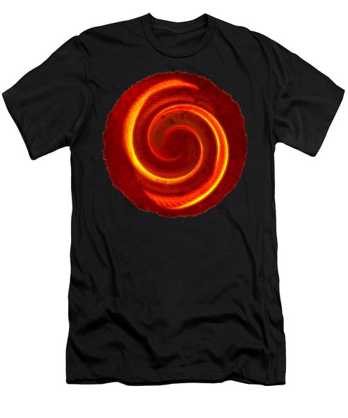 Symbiosis Round Men's T-Shirt (Athletic Fit)