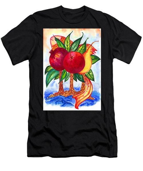 Symbolics Men's T-Shirt (Athletic Fit)