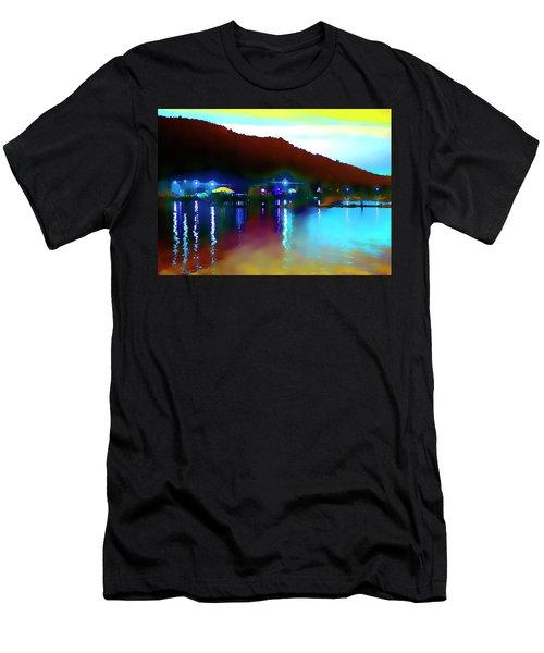 Symphony River Men's T-Shirt (Athletic Fit)