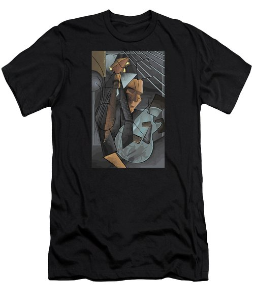 Syncopation Men's T-Shirt (Athletic Fit)