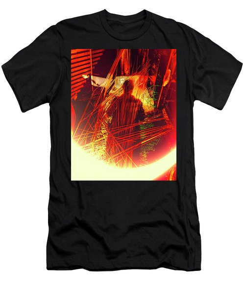 Synesthesia Men's T-Shirt (Athletic Fit)