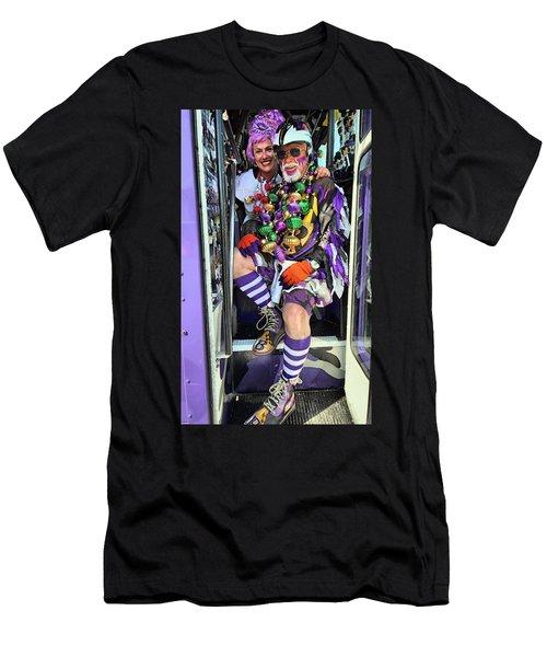 T 1 Men's T-Shirt (Athletic Fit)