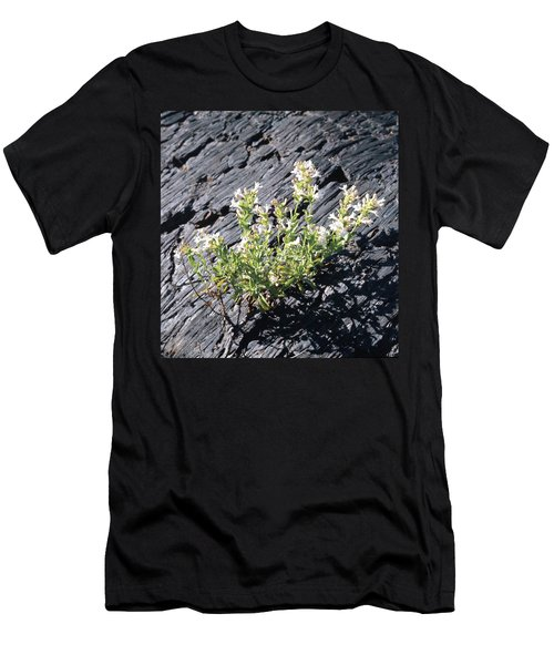 T-107709 Hot Rock Penstemon Men's T-Shirt (Athletic Fit)