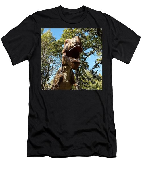 T Rex Men's T-Shirt (Athletic Fit)