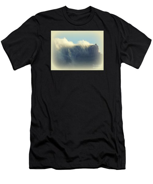 Table Rock With Cloud 2 Men's T-Shirt (Athletic Fit)