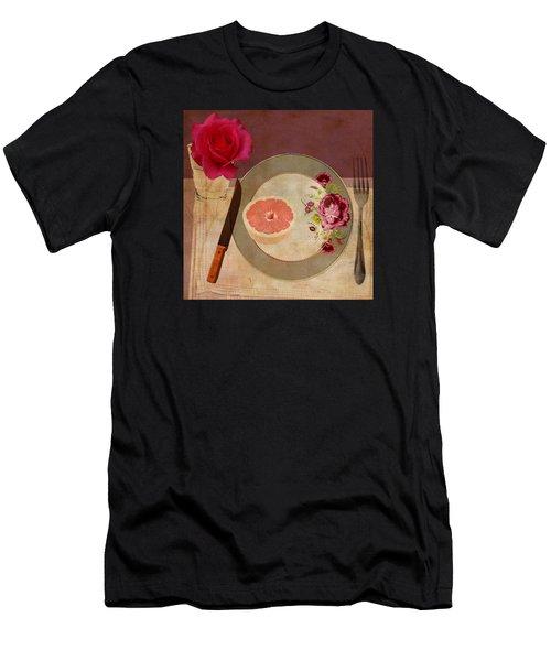 Tablescape Men's T-Shirt (Athletic Fit)