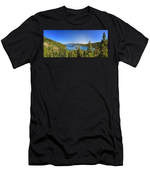 Tahoe Moutain View Men's T-Shirt (Athletic Fit)