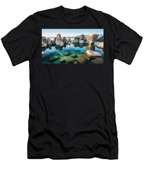 Tahoe Reflections Men's T-Shirt (Athletic Fit)