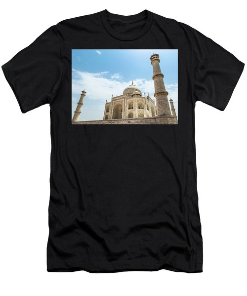 Men's T-Shirt (Athletic Fit) featuring the photograph Taj Mahal by Chris Cousins