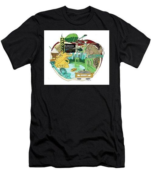 Take A Bite Men's T-Shirt (Athletic Fit)