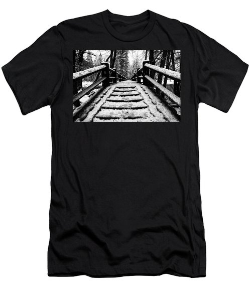Take A Walk With Me Men's T-Shirt (Athletic Fit)