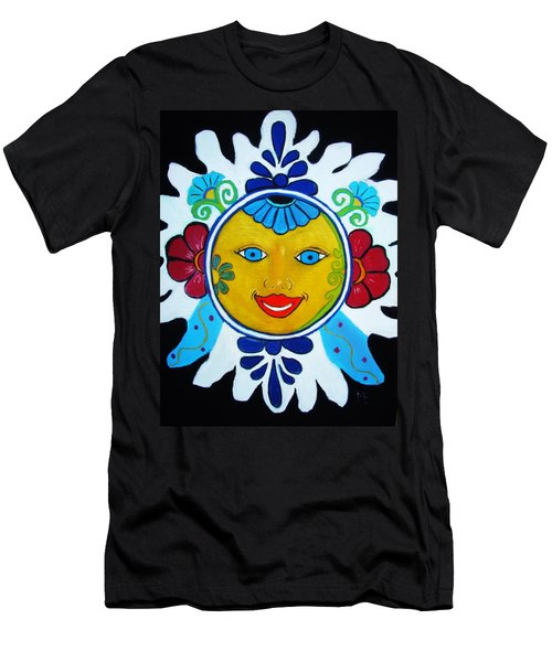 Talavera Sun Men's T-Shirt (Athletic Fit)