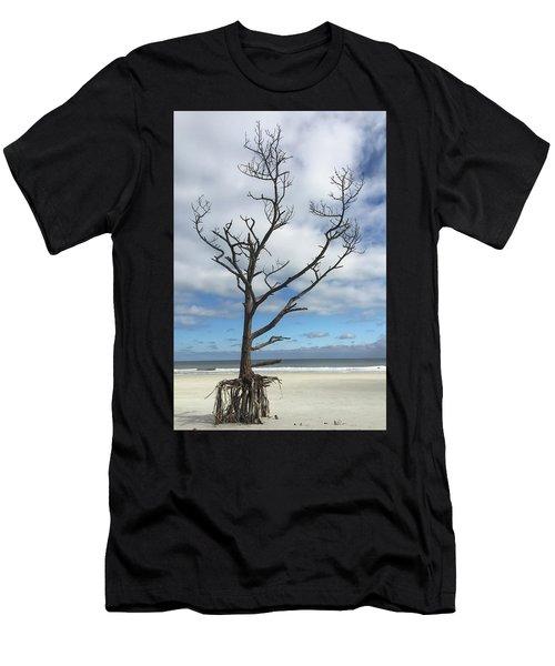 Talbot Stilt Tree #1 Men's T-Shirt (Athletic Fit)