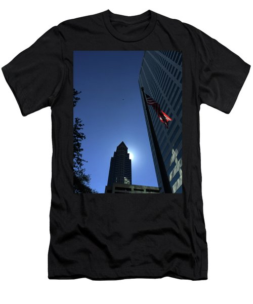 Tampa At Noon On A Monday Men's T-Shirt (Athletic Fit)