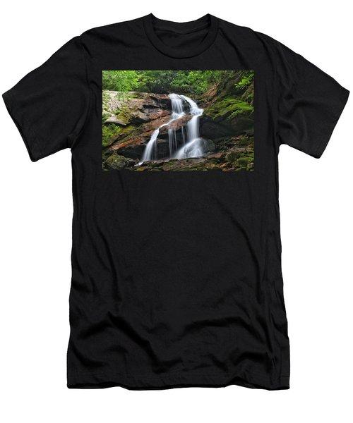 Upper Dill Falls Men's T-Shirt (Athletic Fit)