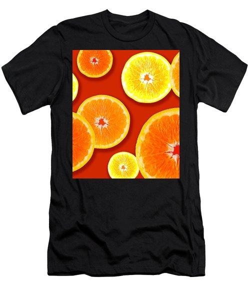 Tangerine Tango Men's T-Shirt (Athletic Fit)