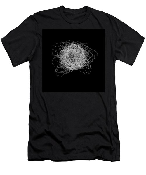 Tangled And Twisted Men's T-Shirt (Athletic Fit)