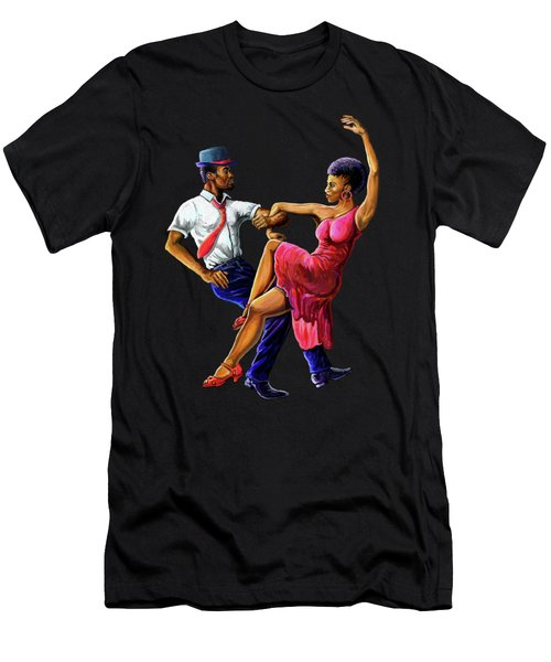 Tango Men's T-Shirt (Athletic Fit)