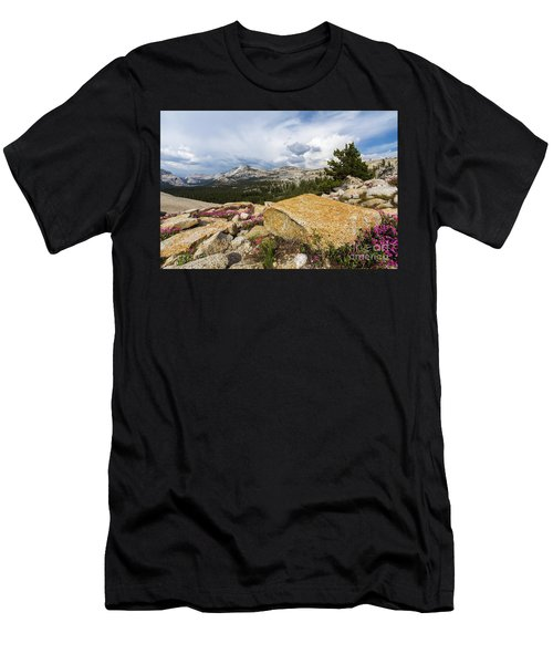Tanya Overlook  Men's T-Shirt (Athletic Fit)