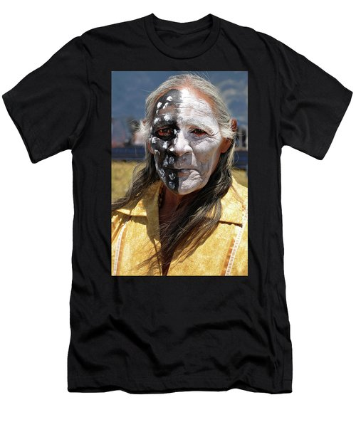 Taos Elder Men's T-Shirt (Athletic Fit)