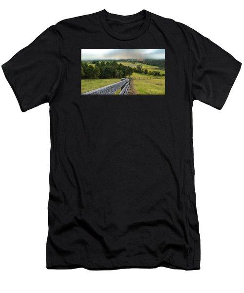 Taree West 01 Men's T-Shirt (Athletic Fit)