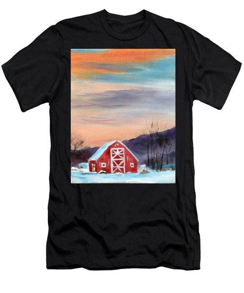 Target Range Barn Men's T-Shirt (Athletic Fit)