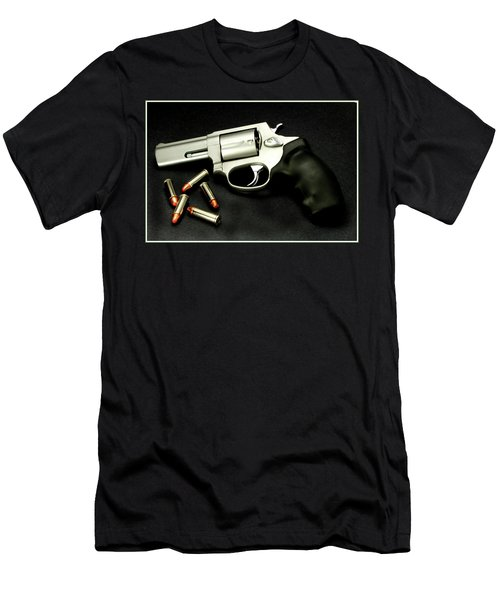 Tarus .38 Special Men's T-Shirt (Athletic Fit)