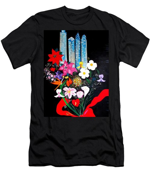 Tattoo Men's T-Shirt (Athletic Fit)