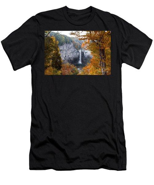 Taughannock Autumn Men's T-Shirt (Athletic Fit)