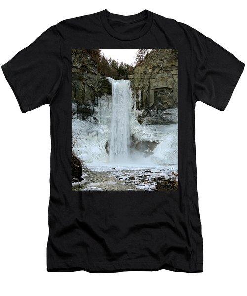 Taughannock Falls Men's T-Shirt (Athletic Fit)
