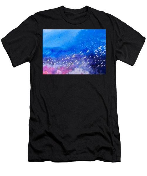 Tavu Na  Siki Men's T-Shirt (Athletic Fit)