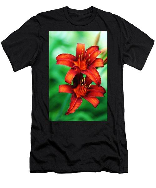 Tawny Beauty Men's T-Shirt (Athletic Fit)
