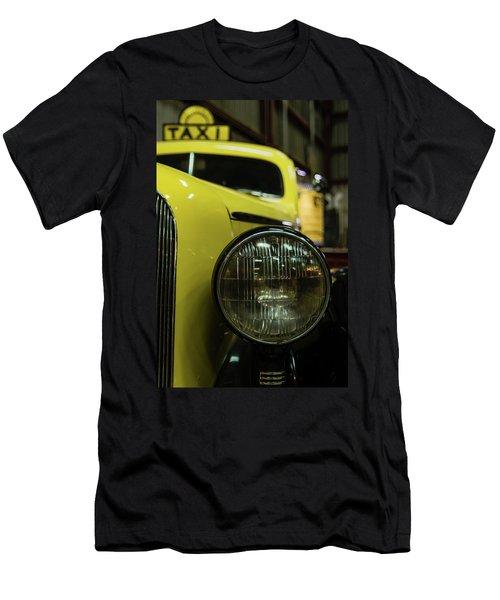 Taxi Men's T-Shirt (Athletic Fit)