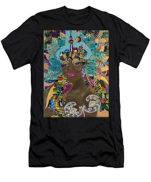 Tdot Caribana Men's T-Shirt (Athletic Fit)