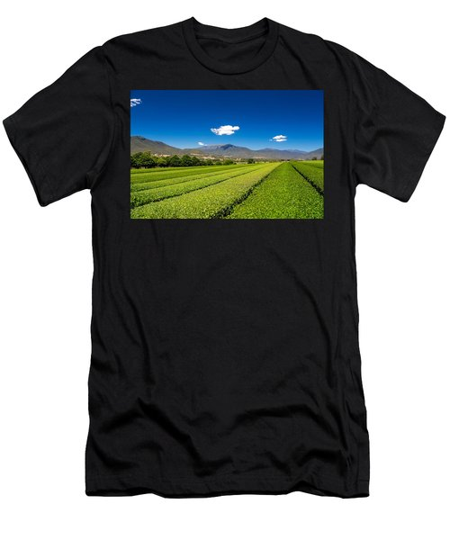 Tea In The Valley Men's T-Shirt (Athletic Fit)