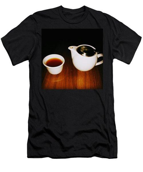 Tea-juana Men's T-Shirt (Athletic Fit)