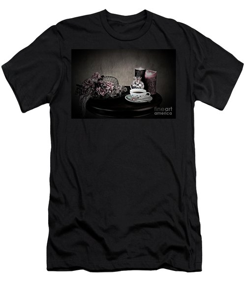 Tea Time 2nd Rendition Men's T-Shirt (Athletic Fit)
