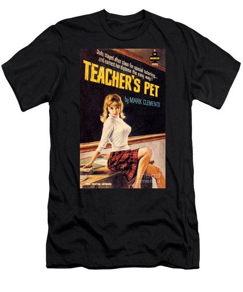 Teacher's Pet Men's T-Shirt (Athletic Fit)