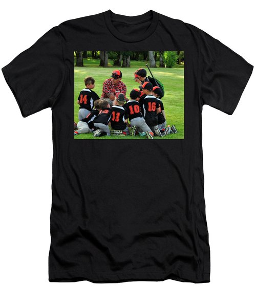 Team Meeting 9736 Men's T-Shirt (Athletic Fit)